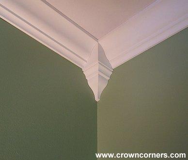 how to cut angle outside corners