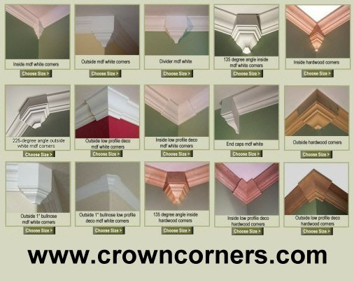 Crown Molding Corners