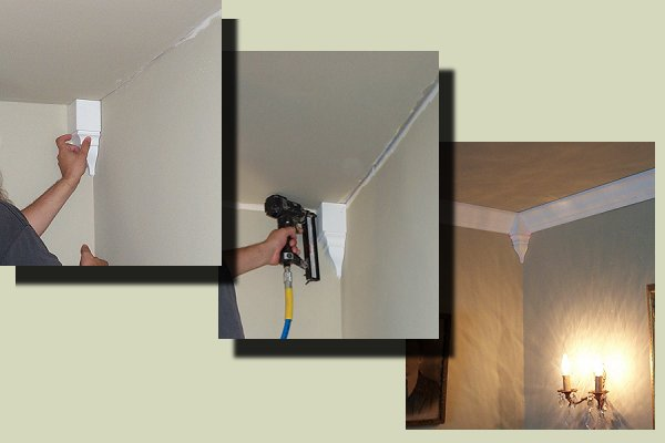 Decorative Corner Molding For Walls from www.crowncorners.com