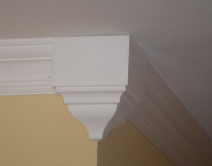 coving corner template - cutting crown molding outside corner pictures to pin on